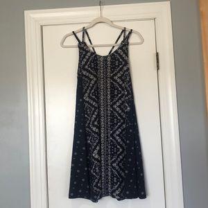 Derek Heart Handkerchief dress